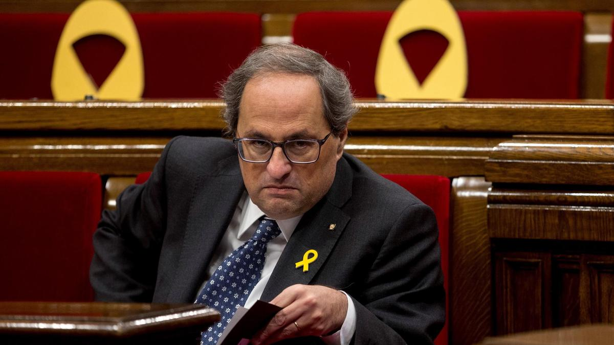 SPAIN-CATALONIA-PARLIAMENT